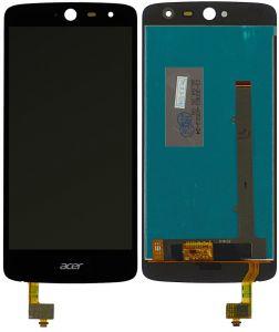 LCD (Дисплей) Acer Liquid Zest Z525/Liquid Zest Z528 (в сборе с тачскрином) (black) Оригинал